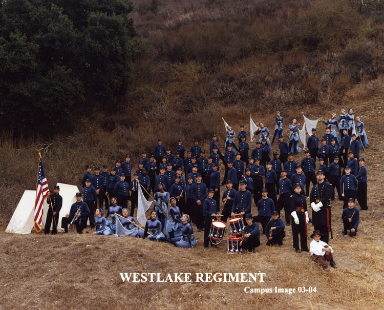 2003 Westlake Regiment Group Photo